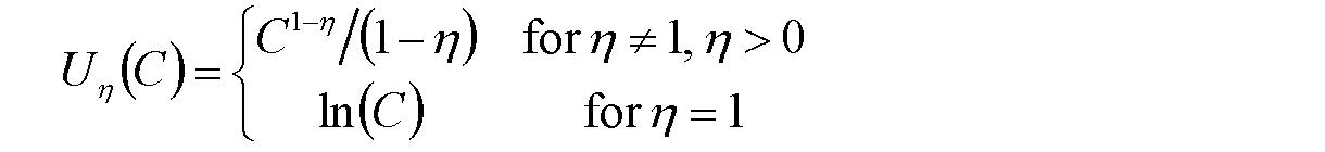 CRRA function